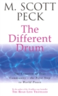 The Different Drum : Community-making and peace - Book