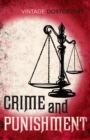Crime And Punishment - Book