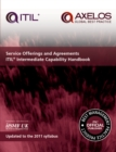 Service offerings and agreements: ITIL 2011 intermediate capability handbook (pack of 10) - Book