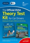 The official DVSA theory test KIT for car drivers pack - Book