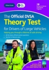 The official DVSA theory test for large goods vehicles DVD-ROM - Book