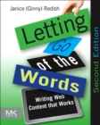 Letting Go of the Words : Writing Web Content that Works - eBook