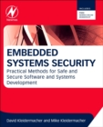 Embedded Systems Security : Practical Methods for Safe and Secure Software and Systems Development - eBook