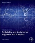 Introduction to Probability and Statistics for Engineers and Scientists - Book