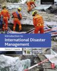 Introduction to International Disaster Management - eBook