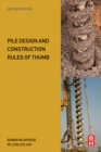 Pile Design and Construction Rules of Thumb - eBook