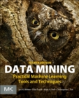 Data Mining : Practical Machine Learning Tools and Techniques - Book