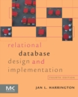 Relational Database Design and Implementation - Book