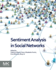 Sentiment Analysis in Social Networks - Book