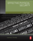 Effective Physical Security - Book