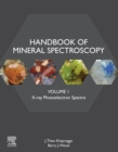 Handbook of Mineral Spectroscopy : Volume 1: X-ray Photoelectron Spectra - eBook