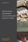 Geotechnical Engineering Calculations and Rules of Thumb - Book