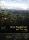 Forest Management and Planning - Book