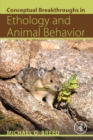 Conceptual Breakthroughs in Ethology and Animal Behavior - eBook