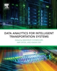 Data Analytics for Intelligent Transportation Systems - Book