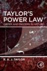 Taylor's Power Law : Order and Pattern in Nature - Book