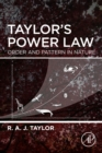 Taylor's Power Law : Order and Pattern in Nature - eBook