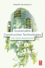 Sustainable Construction Technologies : Life-Cycle Assessment - Book