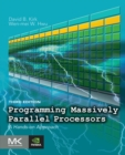 Programming Massively Parallel Processors : A Hands-on Approach - Book