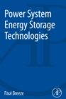 Power System Energy Storage Technologies - eBook