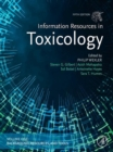 Information Resources in Toxicology : Volume 1: Background, Resources, and Tools - eBook