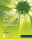 Nanostructures in Ferroelectric Films for Energy Applications : Domains, Grains, Interfaces and Engineering Methods - Book
