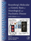 Rosenberg's Molecular and Genetic Basis of Neurological and Psychiatric Disease : Volume 1 - eBook