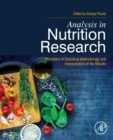 Analysis in Nutrition Research : Principles of Statistical Methodology and Interpretation of the Results - Book