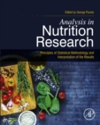 Analysis in Nutrition Research : Principles of Statistical Methodology and Interpretation of the Results - eBook