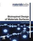 Bioinspired Design of Materials Surfaces - Book