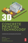 3D Concrete Printing Technology : Construction and Building Applications - Book