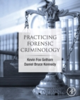 Practicing Forensic Criminology - Book