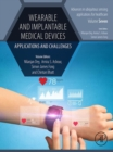 Wearable and Implantable Medical Devices : Applications and Challenges - eBook