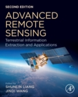 Advanced Remote Sensing : Terrestrial Information Extraction and Applications - Book