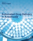 Automated Drug Delivery in Anesthesia - Book