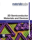 2D Semiconductor Materials and Devices - Book