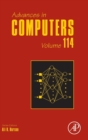 Advances in Computers : Volume 114 - Book