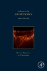 Advances in Geophysics : Recent Advances in Seismology - eBook