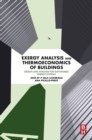 Exergy Analysis and Thermoeconomics of Buildings : Design and Analysis for Sustainable Energy Systems - eBook
