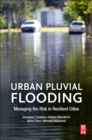 Urban Pluvial Flooding : Managing the Risk in Resilient Cities - Book
