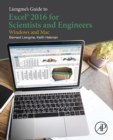 Liengme's Guide to Excel 2016 for Scientists and Engineers : (Windows and Mac) - Book
