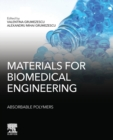 Materials for Biomedical Engineering: Absorbable Polymers - Book