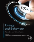 Energy and Behaviour : Towards a Low Carbon Future - Book