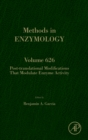Post-translational Modifications That Modulate Enzyme Activity : Volume 626 - Book