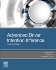 Advanced Driver Intention Inference : Theory and Design - eBook