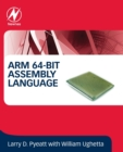 Arm 64-bit Assembly Language - Book