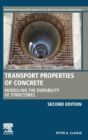 Transport Properties of Concrete : Modelling the Durability of Structures - Book