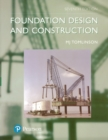 Foundation Design and Construction - Book