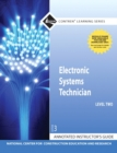 Annotated Instructor's Guide for Electronic Systems Technician Level 2 Trainee Guide - Book