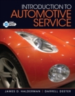 Introduction to Automotive Service - Book